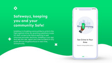 Safeways - a platform for addressing community safety