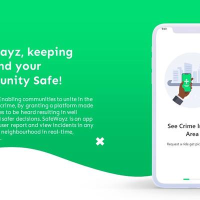 Safeways - a platform for addressing community safety