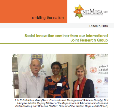 S-DIRECT Seminar: Social Digital Innovation Research to Empower Communities in Transition