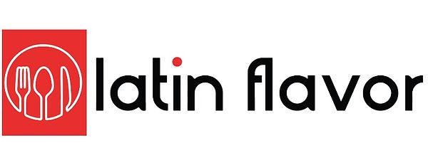 Latin Flavor Restaurant Logo