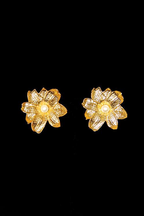 Sampaguita Earrings