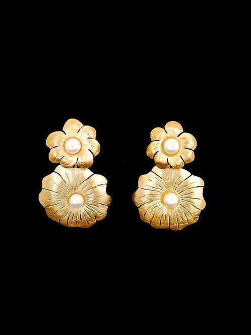 Eve Fp Floral earrings
