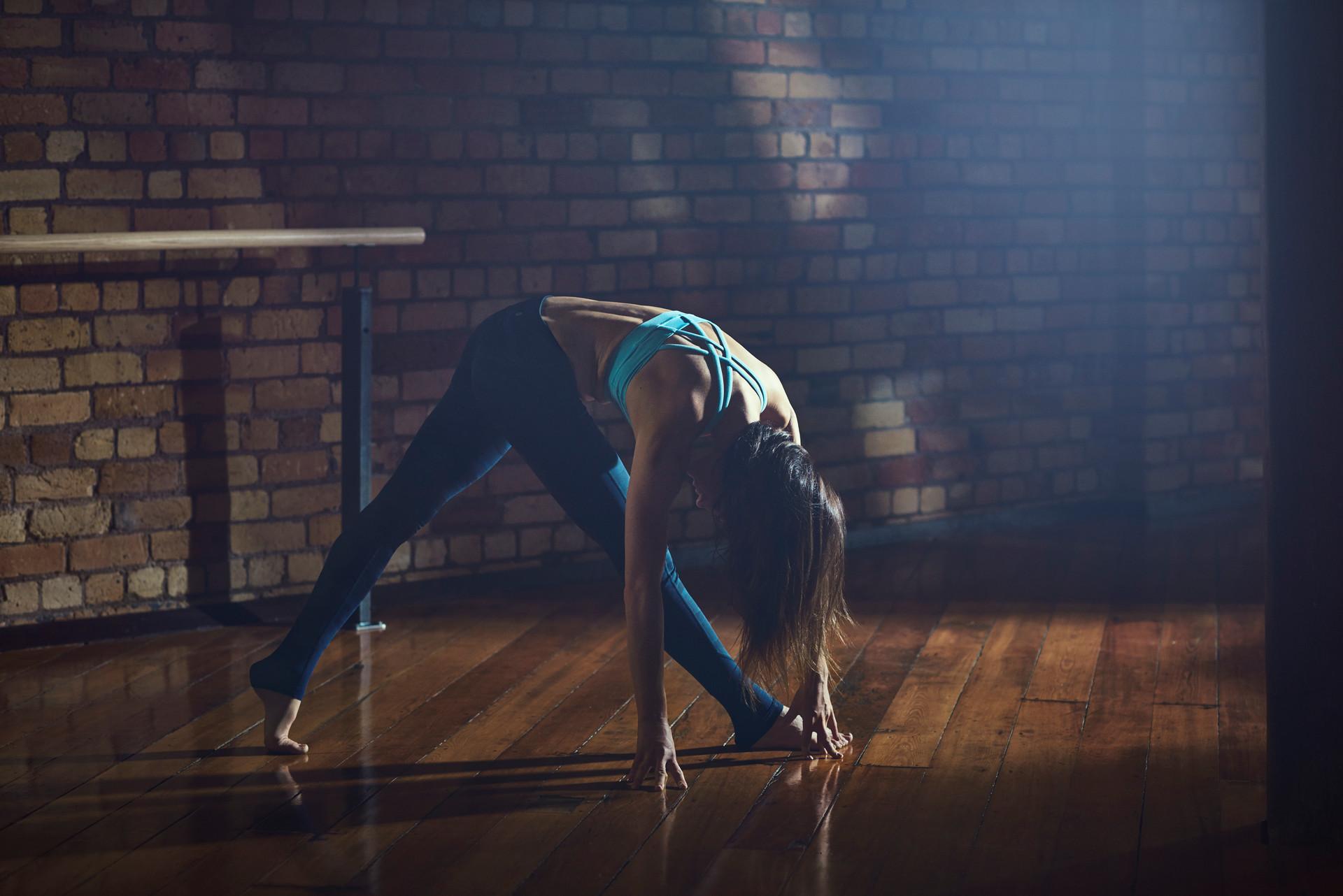 Yoga and Breath Element -photo Chris Sisarich