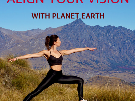 Join me for a Live Dance For Earth Day 2020