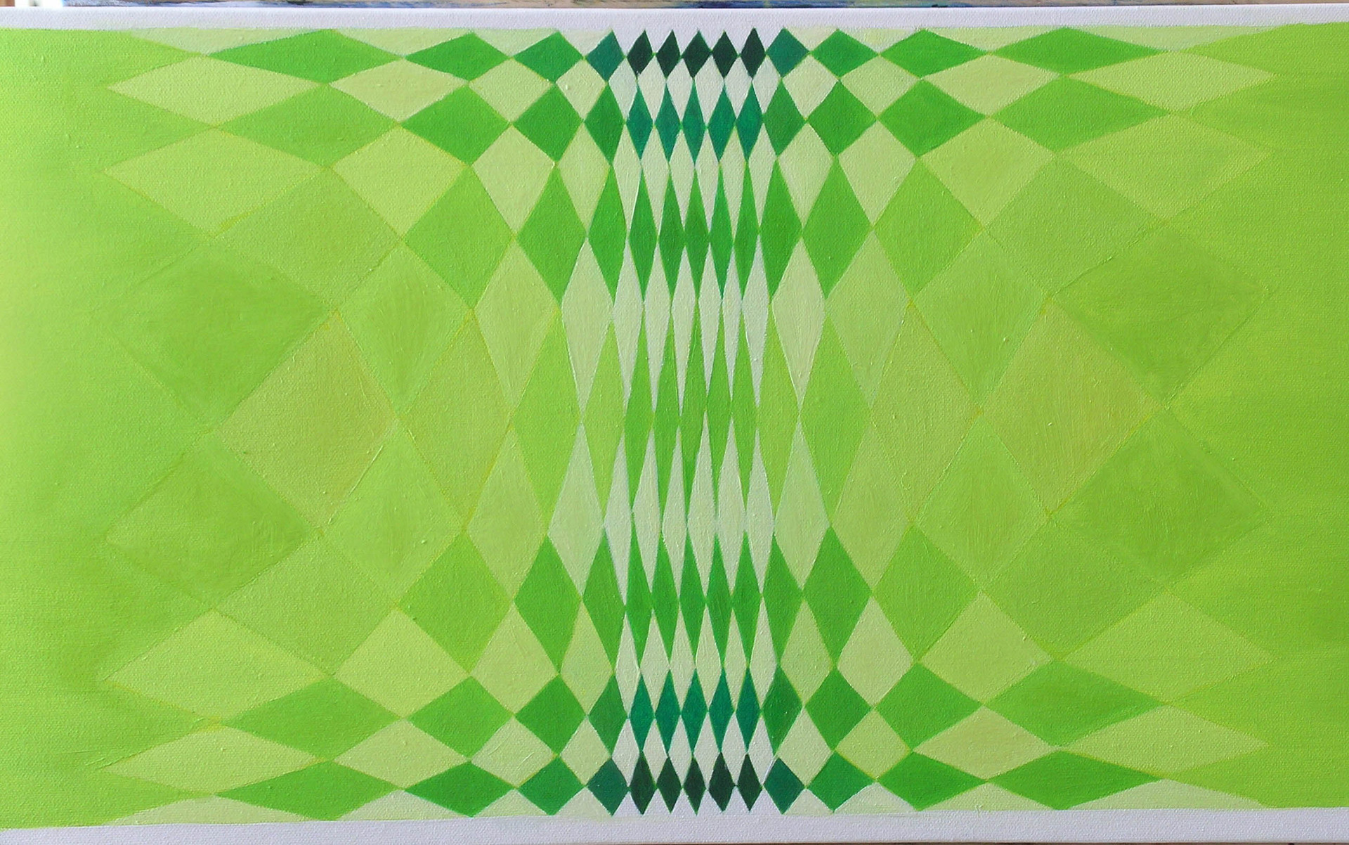 Lime Wed Geometric Study
