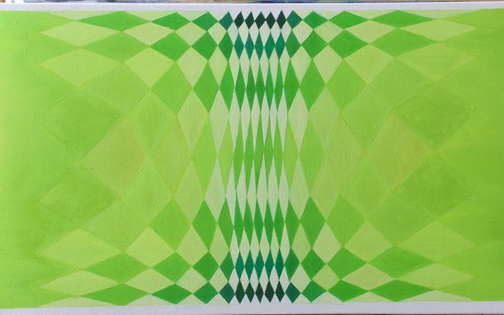 Lime Wed Geometric Study