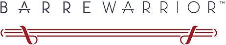 Barre Warrior horizontal logo colour_TM-