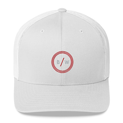 Barre Warrior Trucker Cap