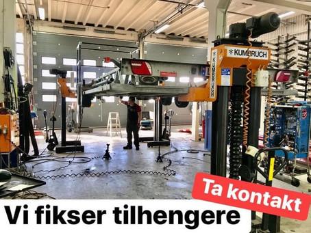 Tilhenger verksted Oslo!