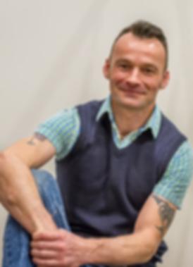 Myotherapist Anthony Garnier