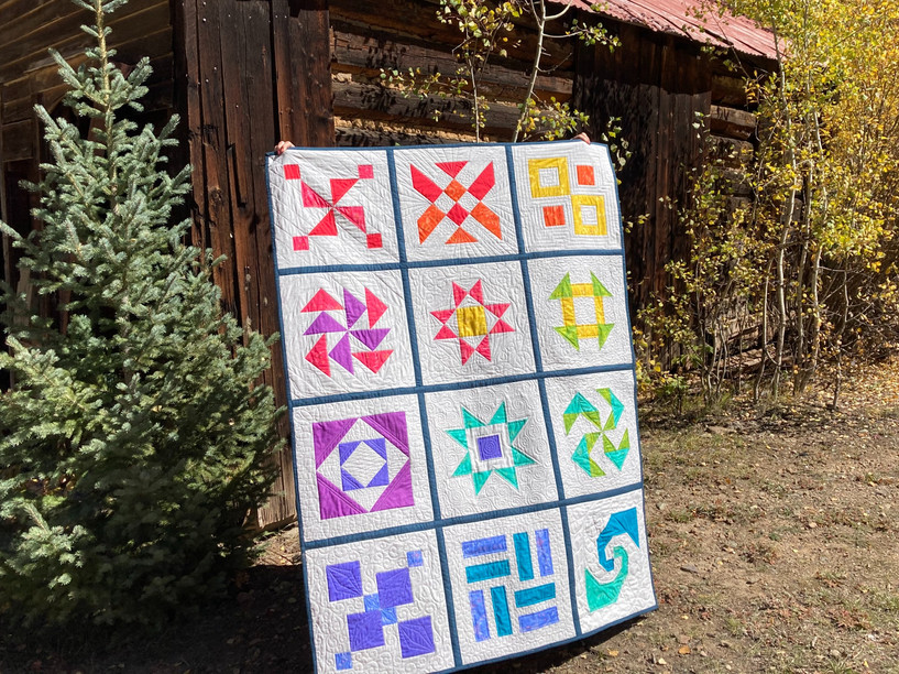 Quilting Skillbuster Class: Once in a Lullabye