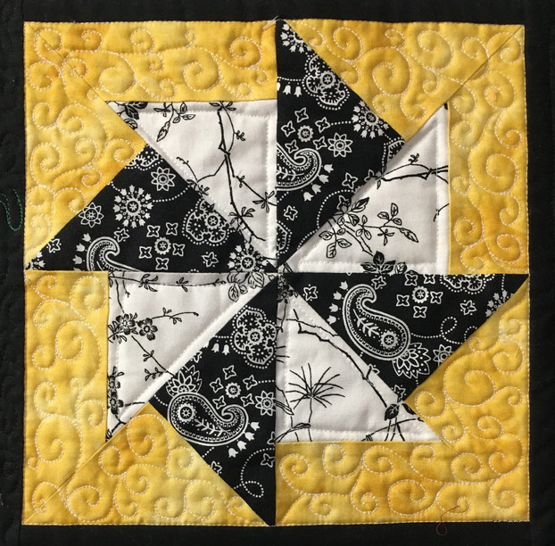 Machine Quilting, levels 1 and 2
