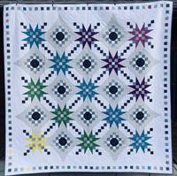 5 Shades of Gray pattern
