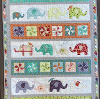 Baby Elephant Walk pattern