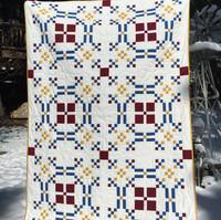 Burgoyne Surrounded  pattern