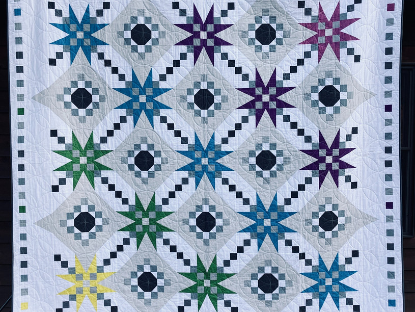 Quilting Class: 5 Shades of Gray