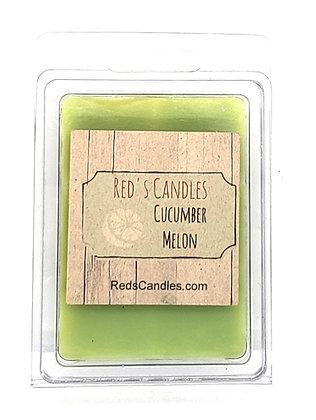 Cucumber Melon Soy Wax Melt