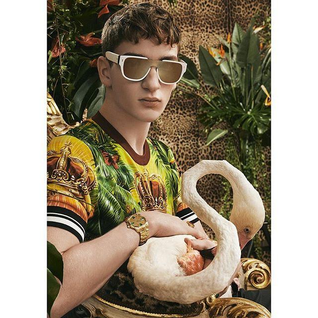 Dolce e Gabbana Campagna Pubblicitaria Autunno Inverno 2019-20