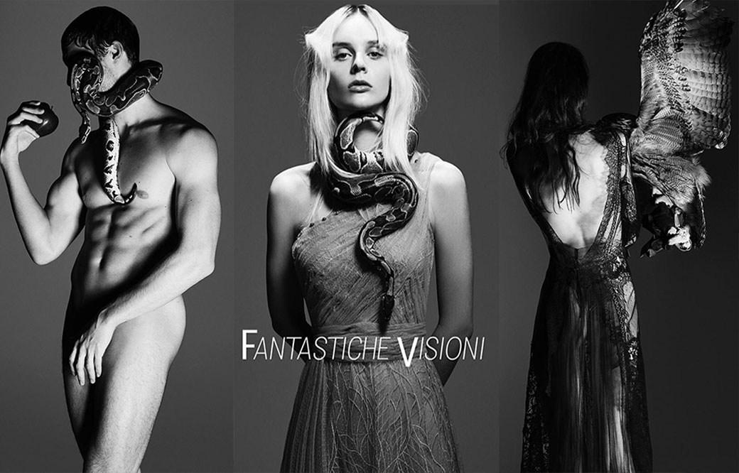 Fantastiche Visioni Shooting per Mostra ed Evento