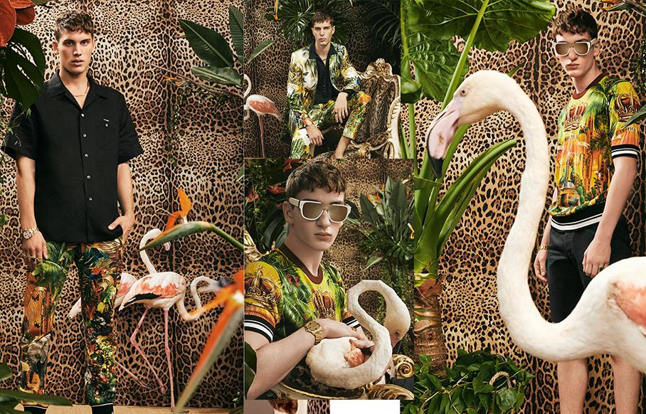Campagna Pubblicitaria Dolce&Gabbana Collezione Uomo Autunno Inverno 2019-20