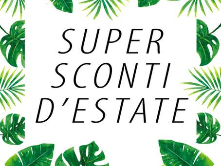 Super Sconti D'Estate