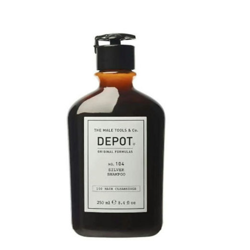 Shampoo Depot cabello cano blanco o decolorado