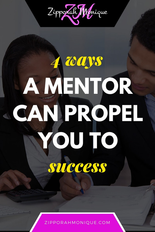 4 Ways a Mentor Can Propel You to Success