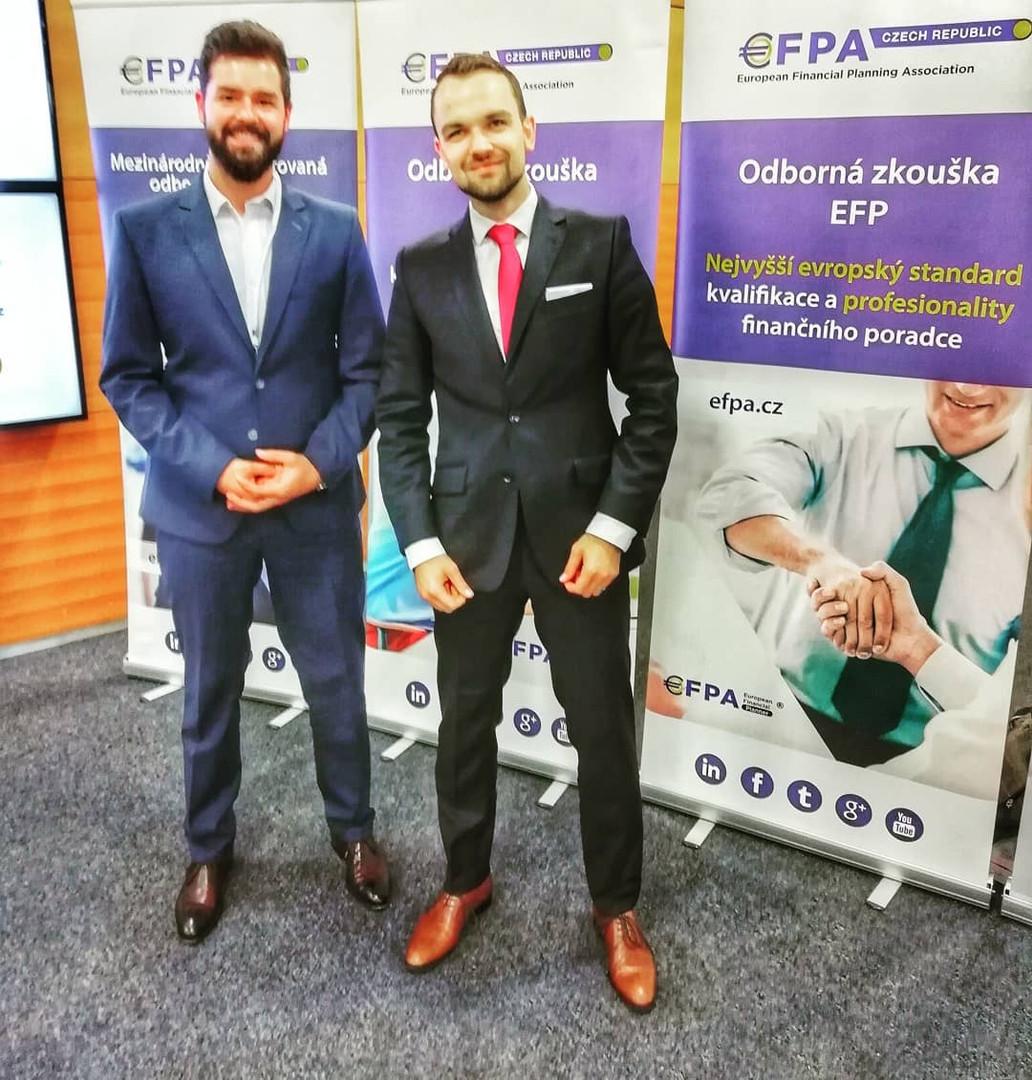 Konference EFPA 2018