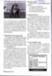 Krav Maga Bangkok review in Top Gun magazine second page