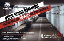 Krav Maga Bangkok Seminar-Aug19