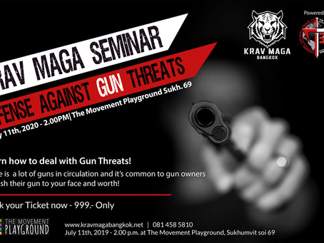 Deal with Gun Threats - Seminar
