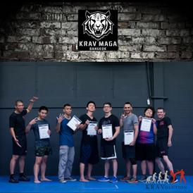 Krav Maga Bangkok Seminar 2019