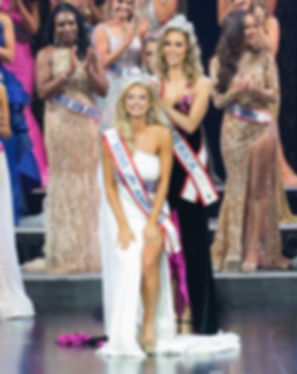Kassie Perkins, Miss for America 2019