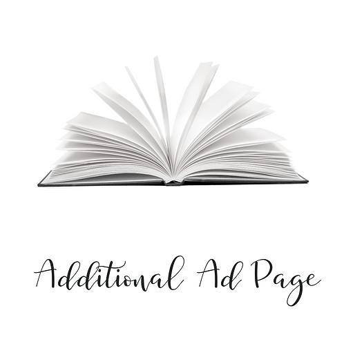 Additional Ad Page Payment