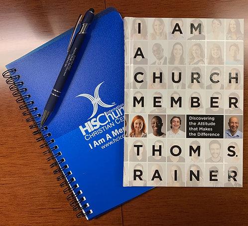 I Am A Church Member Book Package