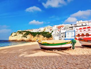 Herzlich willkommen in unserem Ferienblog für die Algarve, Carvoeiro und Umgebung