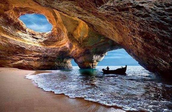 Strandhöhle Benagil