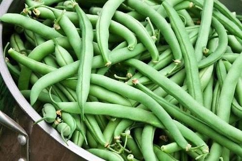 French Beans (फलियां)