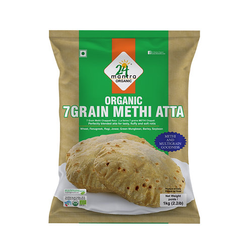 7 GRAIN METHI ATTA