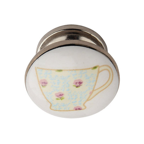 Tea Cup Knobs