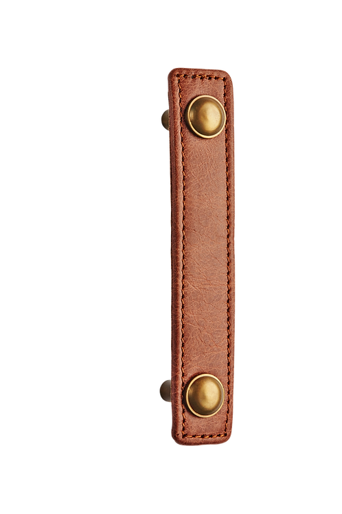 Monza Leather Furniture Handle