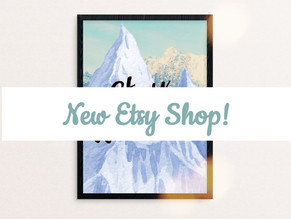 If You Love Wall Art, Check Out Our New Shop!