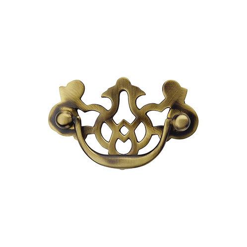 Ornate Antique Brass Knocker