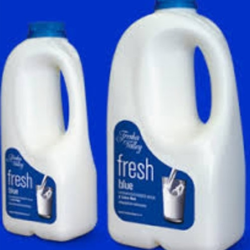 Fresha Valley Blue top milk 2ltr