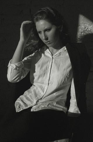Mod: Martyna Milczarek Fot: Dominika Ratajczak Mua: Martyna Plińska