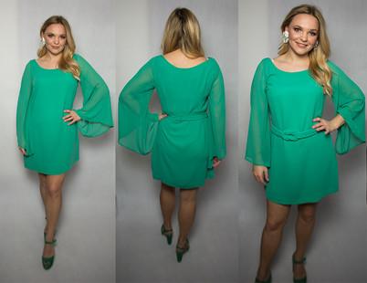 Zielono – turkusowa – rozmiar 36,38,40,42