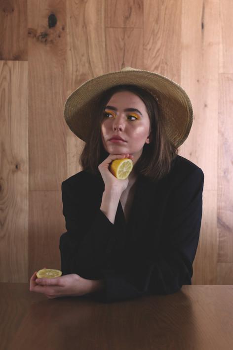 MOD: Ania /Malva Models MUA: Martyna Plińska makeup &charakteryzacja PH: Martyna Milczarek Venetejen