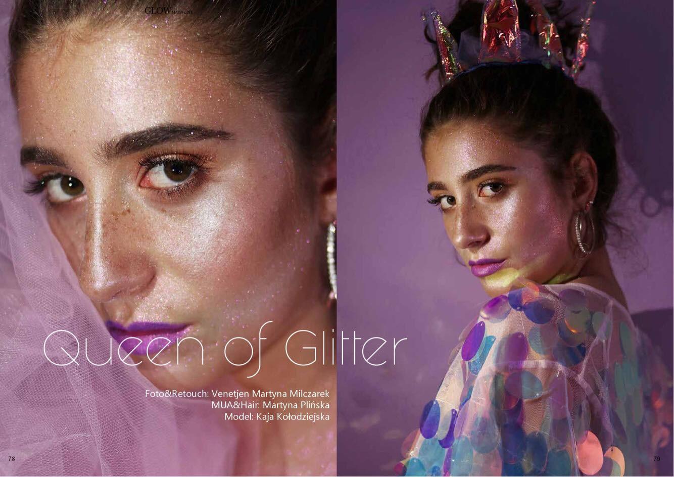 Queen of glitter