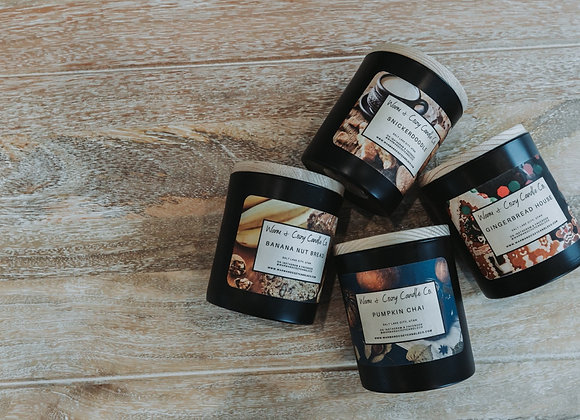 4 Candles Monthly Subscription Box