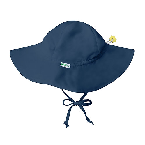 Navy Brim Sun Hat 1 in stock 0-6 months